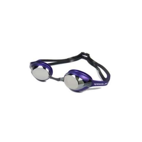 Kacamata Renang Speedo Merit Mirror Purple