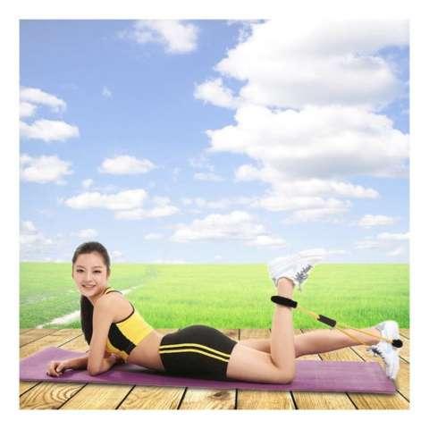 Kado Unik-- Tali Fitnes / Tali Bantu Otot Gym Fitness / resistance Yoga & Pilates / Aksesoris Fitness / resistance Yoga & Pilates Murah / Tali Olahraga Murah / Tali Karet Yoga 2