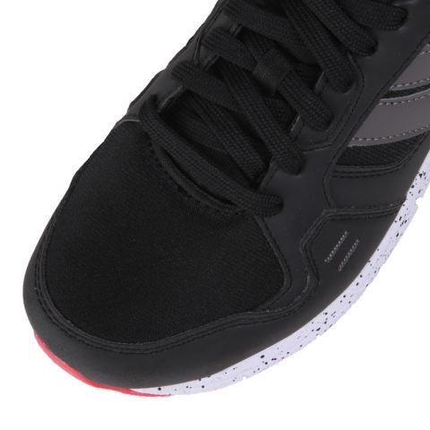 League Cruz Nocturnal Sneakers Olahraga Pria - Black Dark Gull Grey Flame  Sca cac60c4ca9