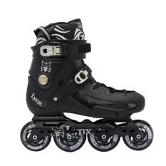 Lynx Sepatu Roda Inline Skate Lynx Blacken - Hitam