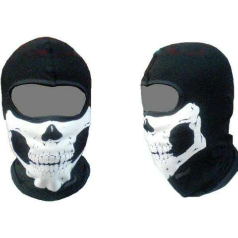 Masker Motor Ninja Full Face Model Alpinestar | Lazada Indonesia -. Source · Masker Full