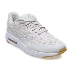 Nike Air Max 1 Ultra Moire Sepatu Pria- Phantom White-Gum Yellow