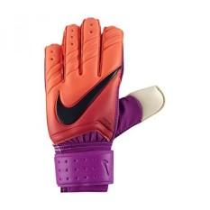 Nike GK Spyne Pro Soccer Goalkeeper Gloves Total Crimson, Hyper Grape