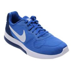 Nike Women's MD Runner 2 LW Shoe - Blue Spark-Coastal Blue-Sail-Bright Crimson