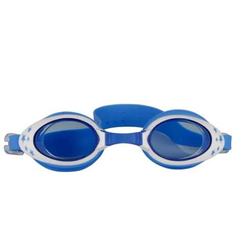 ... Rainbow Kacamata Renang Anak Anak Anti Fog Protection Anti UV Protection With Star Variation