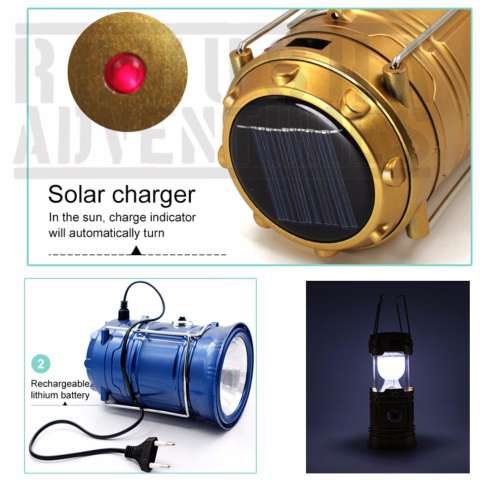 Power Bank Lampu Source · Romusha Senter Lampu Emergency Lentera Solar Cell Petromax .