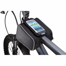 Roswheel Classic Pannier R-Tex Series Tas Sepeda Roswheel Tas Barang Bike Bag Waterproof + 5,5inch Smartphone Iphone ipod Samsung Case