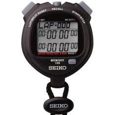 Stopwatch Seiko S23601P Digital 100 Lap Memory - Stop Watch Seiko