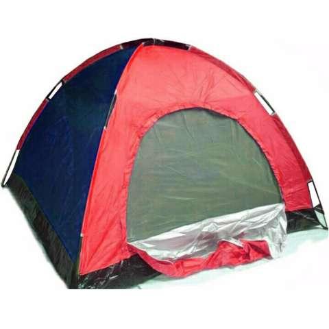 Tenda Camping 4 Orang 200Cm X 200Cm Random 2