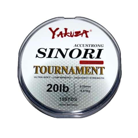 Home; Yakuza Sinori Tournament 20lb Senar Pancing Kuat dan Langsung Tenggelam Hijau
