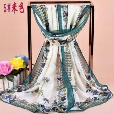 160*50CM fashion chiffon scarf wrap shawl for women solid color summer beach Long scarves muslim foulard femme Scarves Soft Chiffon Silk Scarf Shawl Cashmere Hijab Pashima Bandana