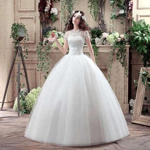 ... 1706033 Gaun Pengantin Putih Wedding Gown Wedding Dress