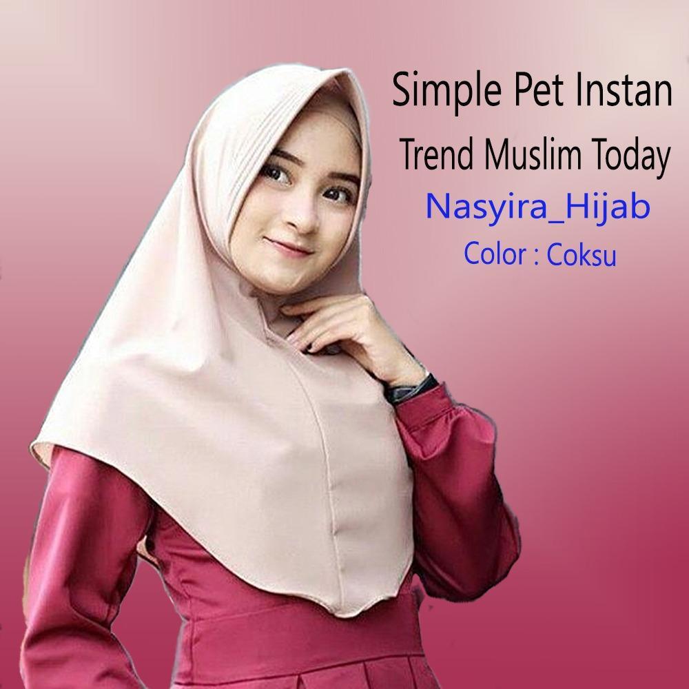 Beli Sekarang 1kg 12 Grosir Jilbab Khimar Simple Pet Info Hijab Instan