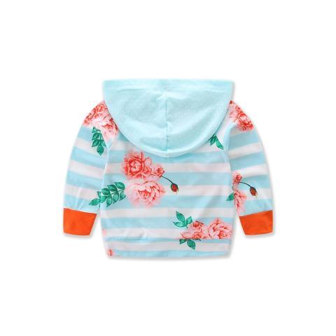 2017 Penjualan Musim Semi dan Musim Gugur Kapas Bayi Gadis Remaja Anak-anak Pakaian Set Sport Suit Hooded T-shirt + Celana + Headband Boy 3 Pcs/set-Intl 5