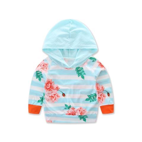 2017 Penjualan Musim Semi dan Musim Gugur Kapas Bayi Gadis Remaja Anak-anak Pakaian Set Sport Suit Hooded T-shirt + Celana + Headband Boy 3 Pcs/set-Intl 4