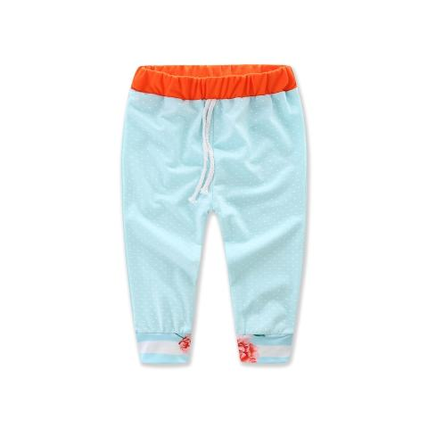 2017 Penjualan Musim Semi dan Musim Gugur Kapas Bayi Gadis Remaja Anak-anak Pakaian Set Sport Suit Hooded T-shirt + Celana + Headband Boy 3 Pcs/set-Intl 3