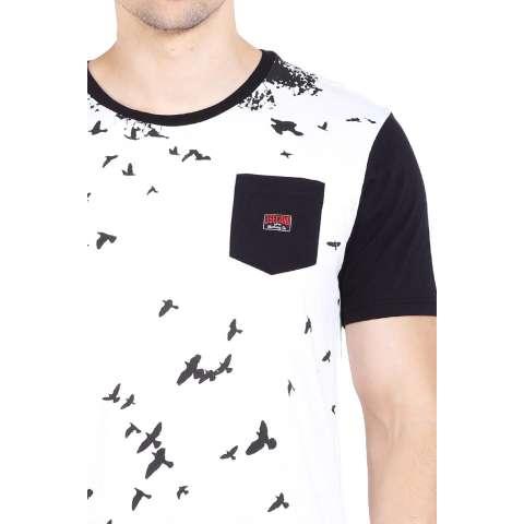 3 Second Men Tshirt Black Diskon discount murah bazaar baju celana fashion brand branded 3