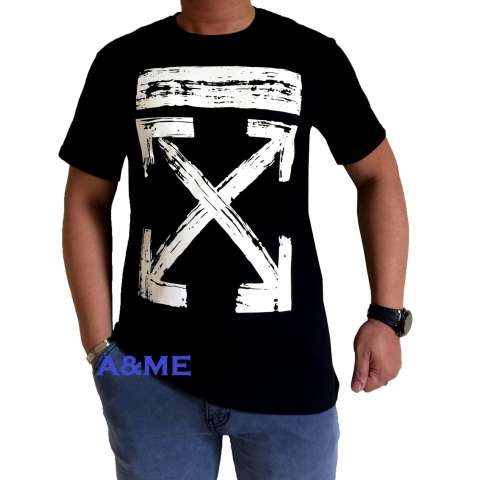 A ME - Kaos Distro Fashion T-shirt Distro 100% Cotton Combed Atasan Pria  Wanita 9e200b1ec6