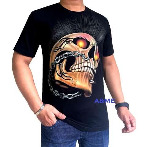 A ME - Kaos Distro T-Shirt Distro Fashion 100% Soft Cotton Combed 30s Pria 31675127dd