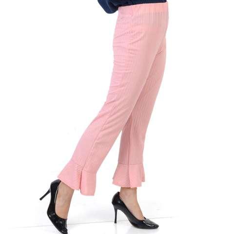 ... Ace Fashion Axel Cullote Pants Celana Kulot Wanita Pink