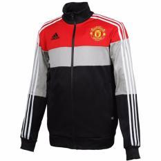 Adidas - 2016 Manchester United Track Top Scarlet Aj1247