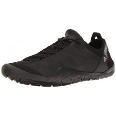 adidas Outdoor Mens Terrex Climacool Jawpaw Lace Walking Shoe, Utility Black/Black/Silver Met. , 13 D US - intl