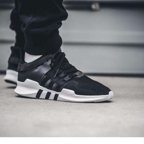 Adidas Sneaker Eqt Support Adv Primeknit Bb1260 Hitam - Harga Baru ... fc90aeed1f