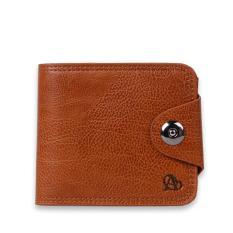 Adobree Diamictite Short Wallet KTH - Camel