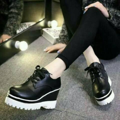 Alas.shop - Sepatu Boot Wanita DB12