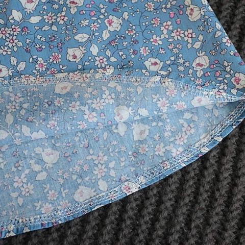 Amart Fashion Musim Panas Gaun Girls Set Kartun Tanpa Lengan Bermotif Bunga T-shirt + Celana Pendek Suits-Intl 3