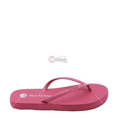 Ando Sandal Jepit Nice Ladies - Fushia