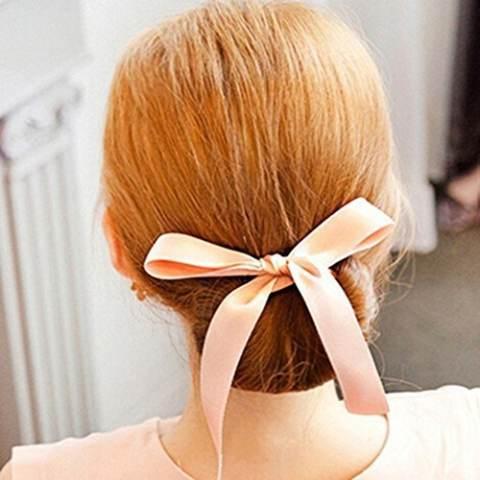 Anneui - Ribbon hairdini seri 1 , hair bun tools maker, cepol rambut korea