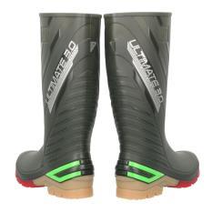 AP Boots Ap Ultimate 3.0 2015 Sepatu Safety Boots Motor Biker Panjang Anti Air Sepatu Banjir Becek Berkebun Original