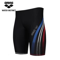 Arena pria dan lima pria baju renang berenang batang (Bkbu)