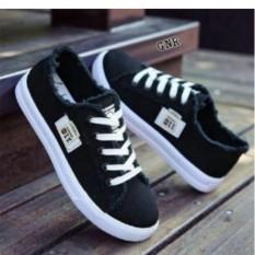Arlaine Denim Sneaker Shoes