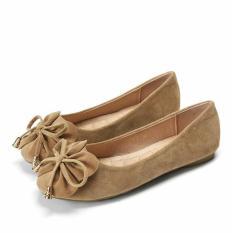 ... Abu Terkini Situs Source · Arlaine Kupu Kupu Flat Shoes
