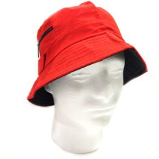 Armor Military Topi Hat Rimba Sleting Outdoor - Merah