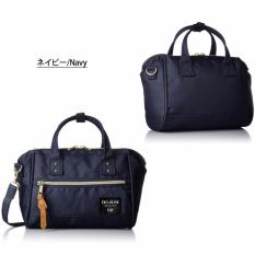 Atdiva Exclusive New Favorite Women Shoulder Bag Korean Style - Navy Blue