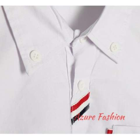 ... Azure Fashion JUSTIN TOP WHITE KEMEJA PRIA KEMEJA CASUAL KEMEJA LENGAN PANJANG
