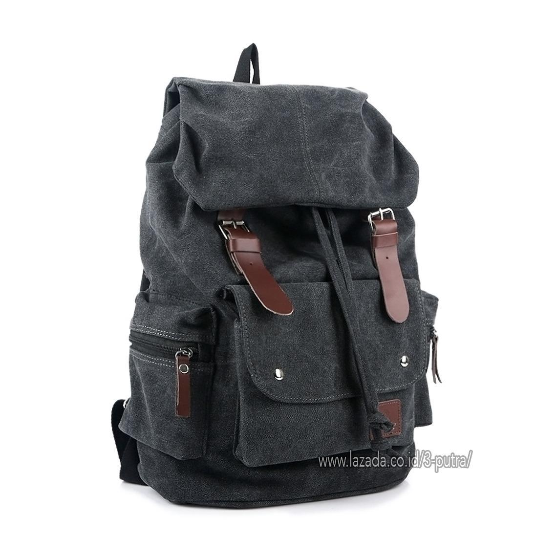Backpack Import / Tas Punggung / Tas Ransel / Tas Laptop / Tas Travel / BackPack