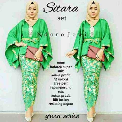 Baju batik pekalongan - Baju muslim - Baju pesta - Ranaya Fashion 3