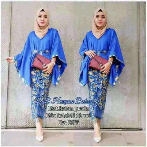 Baju batik pekalongan - Baju muslim - Baju pesta - Ranaya Fashion 2