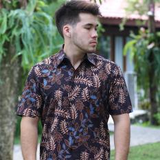 Baju Batik Pria - Kemeja Batik Solo - KEMEJA BATIK KANTOR SP387