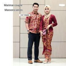 Baju Couple Batik Kutubaru Marimar