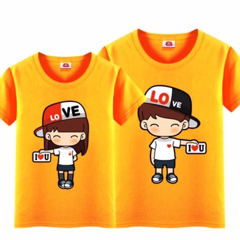 Baju Couple Kaos Couple Baju Pasangan Soulmate Love Topi