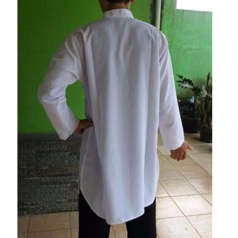 Baju Gamis Putih Polos Gamis Pria Gamis Pakistan Agust S Blog