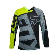 Baju Jersey Kaos Sepeda Downhill Fox
