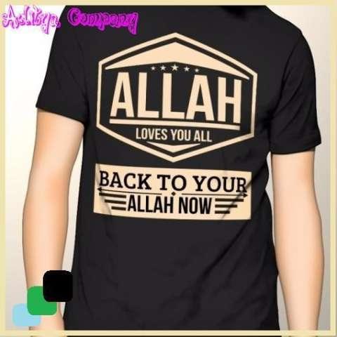 Baju Kaos Cotton Distro Islam Islami Dakwah 210