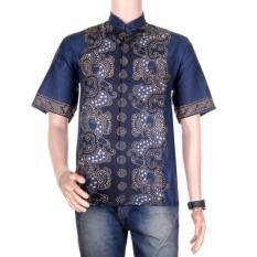 grosir murah Baju Koko Batik / baju pria lengan pendek/ terlaris