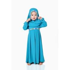 Baju muslim / gamis anak / gamis anak perempuan